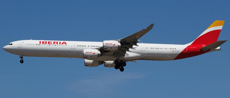 Airbus A340-600 Iberia