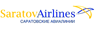 Логотип Саратовских авиалиний
