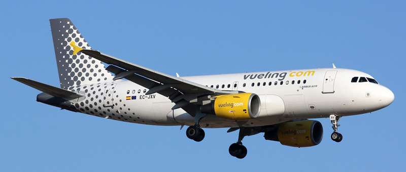 Airbus A319-111 Vueling