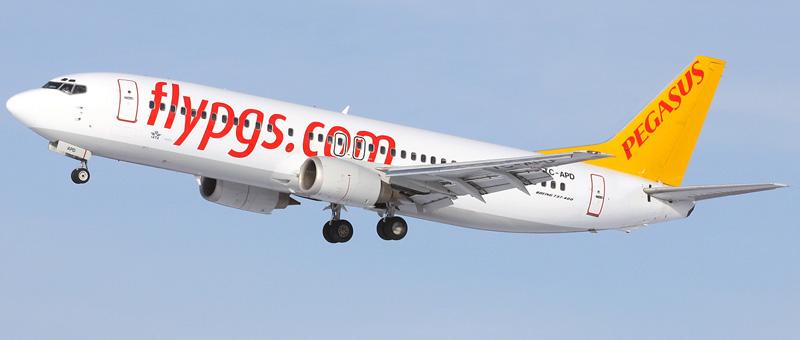Boeing 737-42R Pegasus