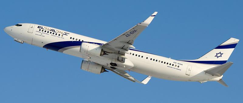 Boeing 737-958 El Al