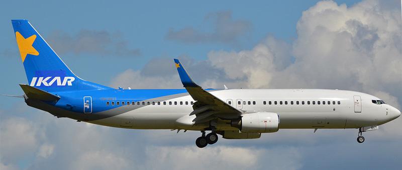 Ikar-Boeing-737-800-VQ-BVY