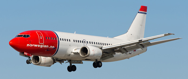 LN-KKD-Norwegian-Air-Shuttle-Boeing-737-300