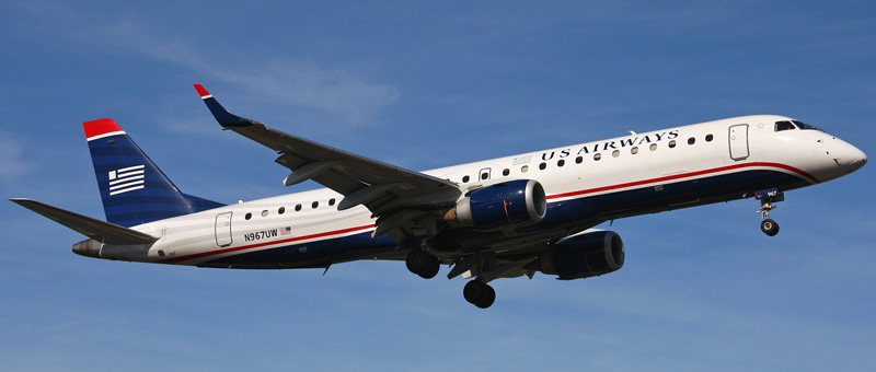 N967UW-US-Airways-Embraer-ERJ-190