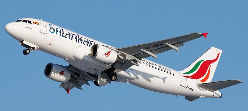 A320-200-SriLankan