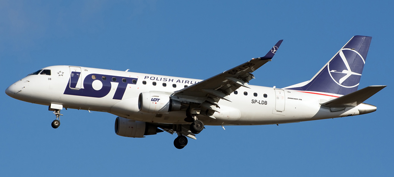 SP-LDB-LOT-Polish-Airlines-Embraer-ERJ-170