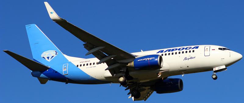 VQ-BEO-Alrosa-Avia-Boeing-737-700