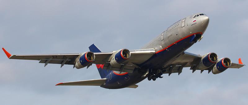 """Вторая жизнь Ил-96. Списанный самолет продолжит полеты в """"Cubana"""""""