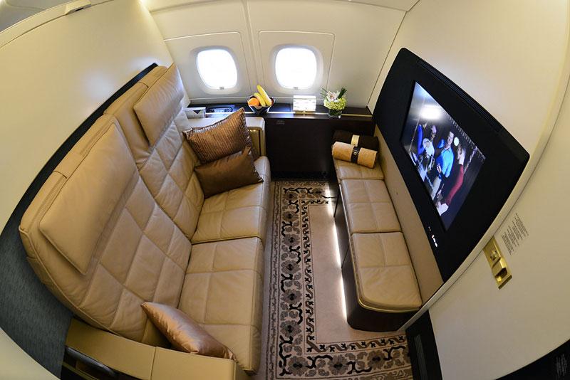 A380 Etihad