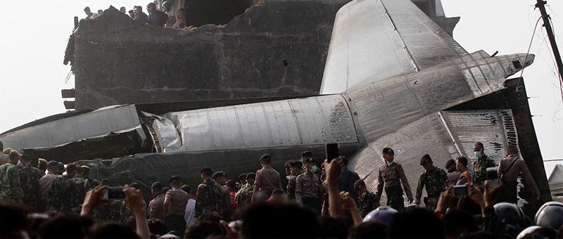 Количество жертв авиакатастрофы в  Медане растет, уже 135 человек
