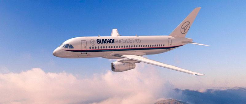 Новый SuperJet намерен сокрушить конкурентов