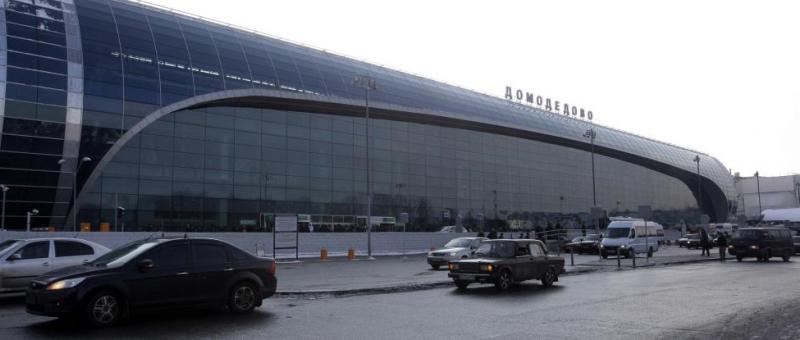 Работа аэропорта «Домодедово» временно приостановлена