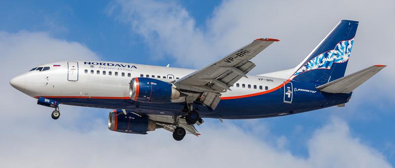 Boeing 737-600 Нордавиа. Фотографии и описание самолета