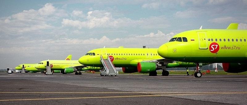 S7 Airlines больше не являются самой пунктуальной авиакомпанией мира
