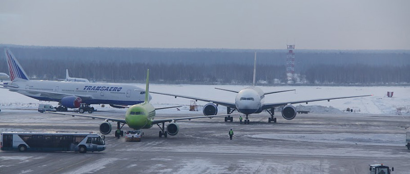 """Неожиданная сделка: Гендиректор S7 Airlines купит """"Трансаэро"""""""