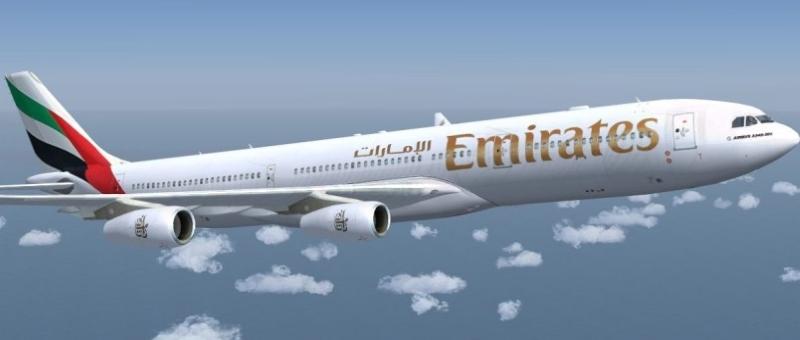 Авиакомпания Emirates обновила рекорд беспосадочного перелета