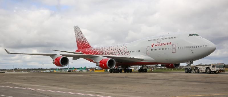 """Схема салона Boeing 747-400 """"Россия"""". Лучшие места в самолете"""