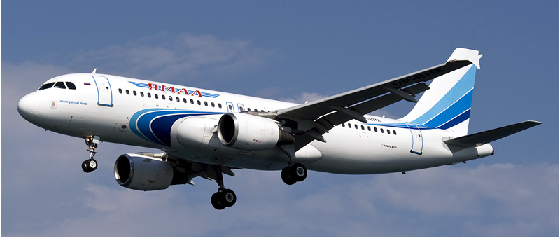 Airbus A320 Ямал. Фото, видео и описание самолета