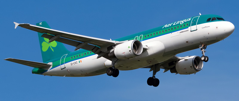 Airbus A320-200 Aer Lingus