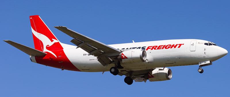 Qantas Boeing 737-300