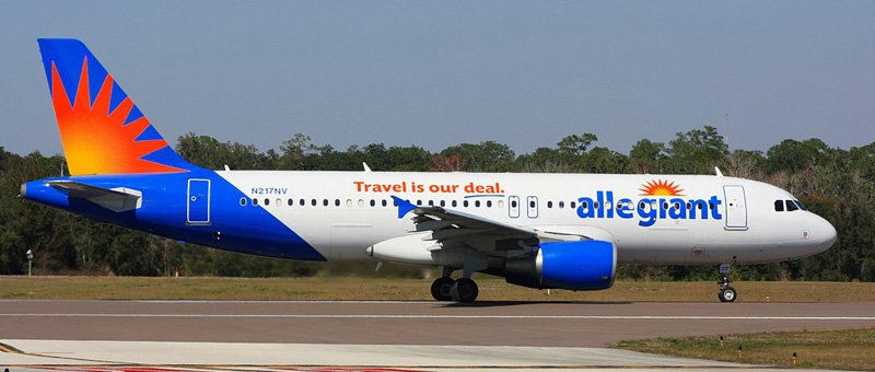 Allegiant Air Airbus A320-200