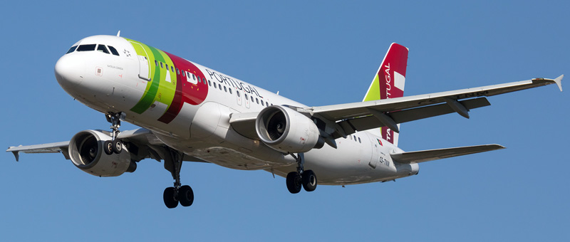 Airbus A320-200 TAP Portugal