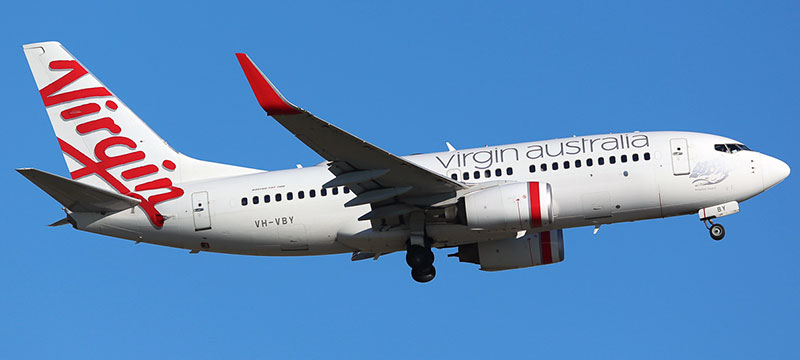 Virgin Australia Boeing 737-700