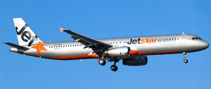 Jetstar Airlines Airbus A321-200
