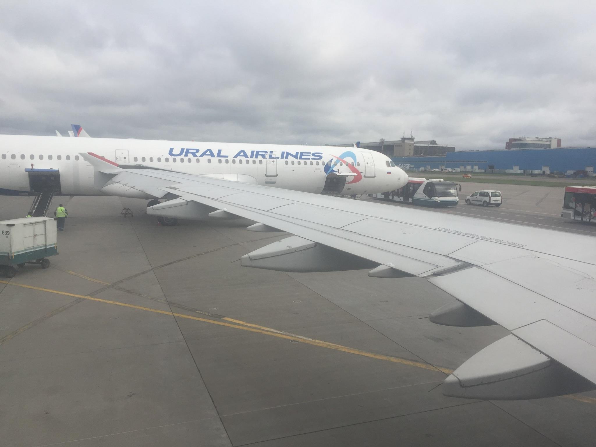 Отзывы | Уральские авиалинии | Пассажирские самолеты