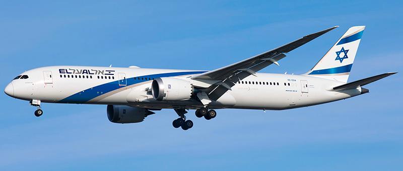 Boeing 787-9 Dreamliner EL AL