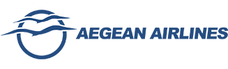 Логотипа авиакомпании Aegean Airlines