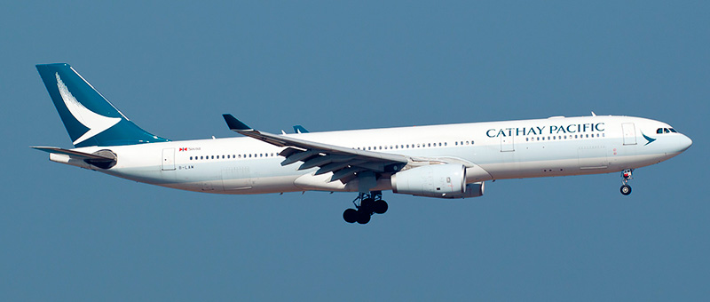 Airbus A330-300 Cathay Pacific
