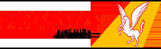 Логотип авиакомпании Pegasus Airlines