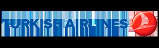Логотип авиакомпании Turkish Airlines
