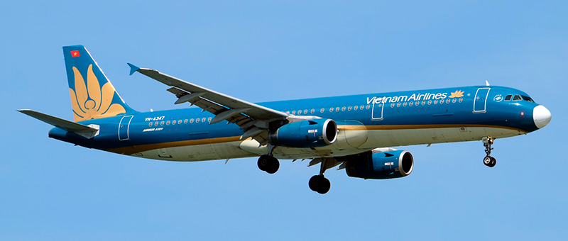 Airbus A321-200 Vietnam Airlines