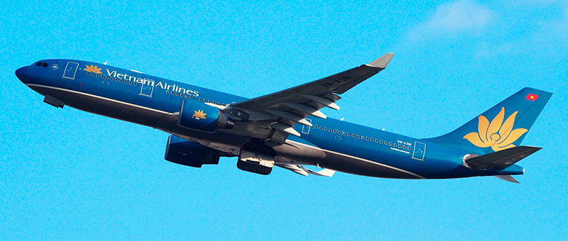 Airbus A330-200 Vietnam Airlines