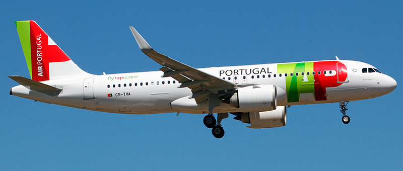 TAP Airbus A320neo