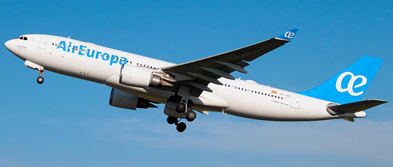 Ai Europa Airbus A330-202