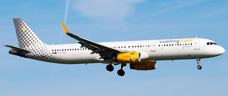Vueling Airbus A321-200