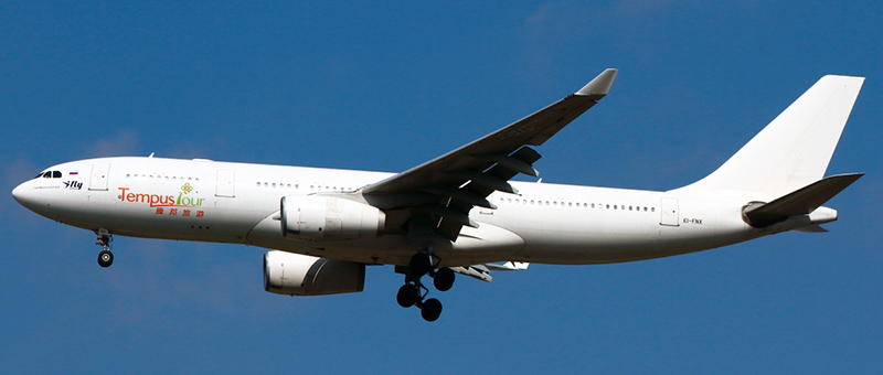 I-fly Airbus A330-200