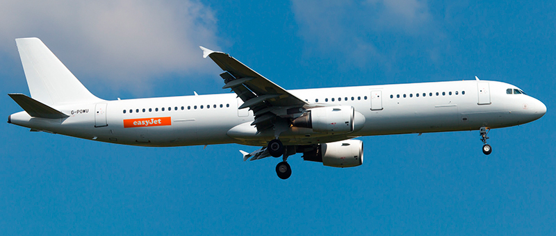 Easyjet Airbus A321-200