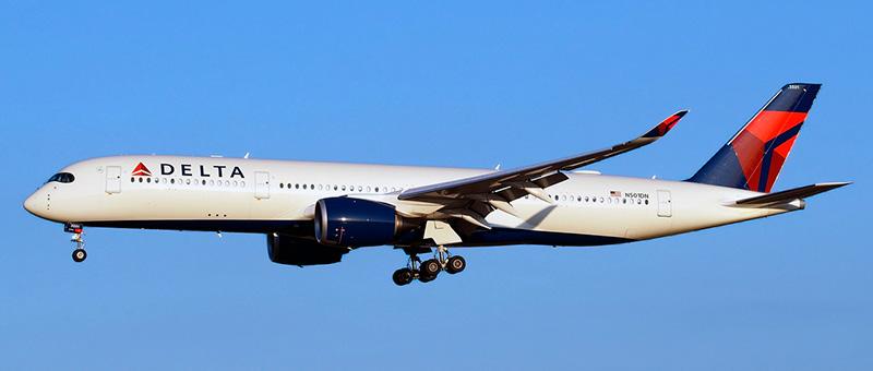 Delta Air Lines Airbus A350-941
