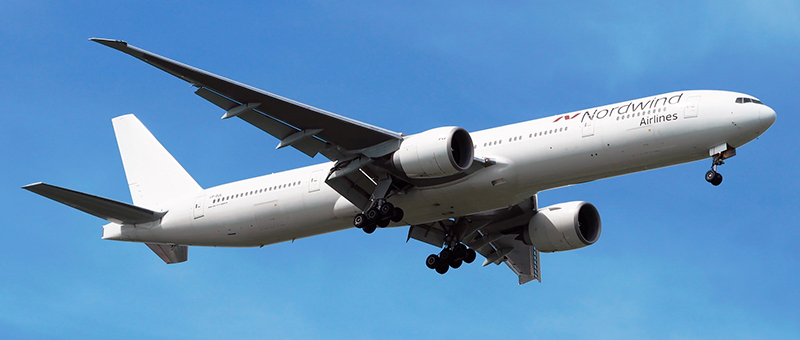 Nordwind Airlines Boeing 777-300