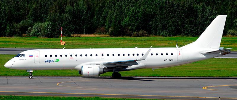 Ikar Embrae ERJ-190