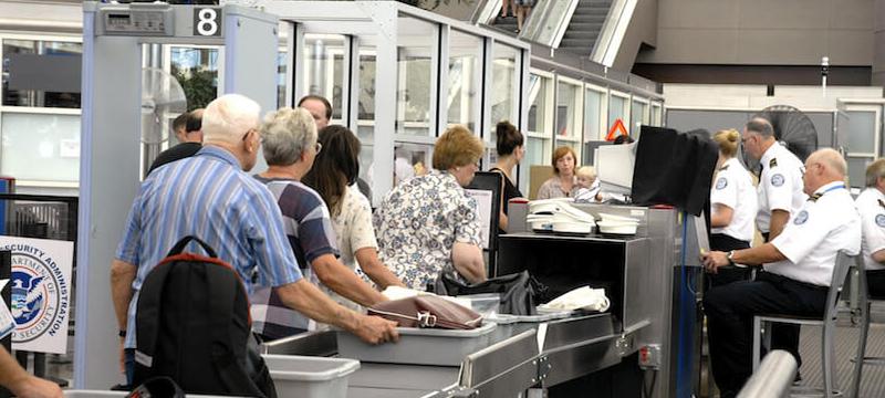 Транзитных авиапассажиров не будут вторично досматривать