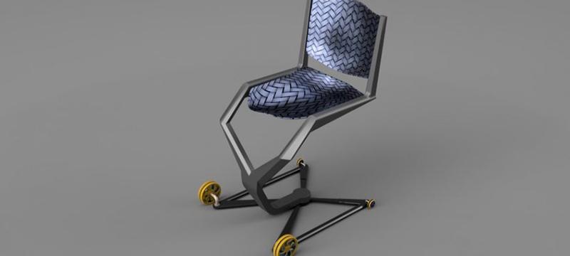 В ОАЭ разработали инвалидное кресло для авиапассажиров