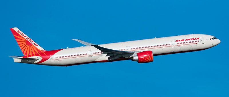 Air India Boeing 777-300
