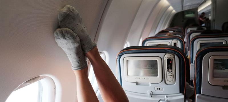 Стало известно о самых странных поступках авиапассажиров