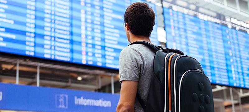 В Домодедово назвали самые пунктуальные авиакомпании