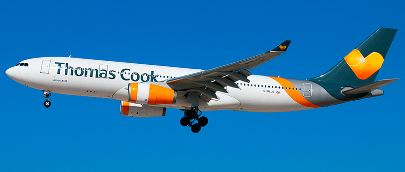 Thomas Cook Airlines Airbus A330-243